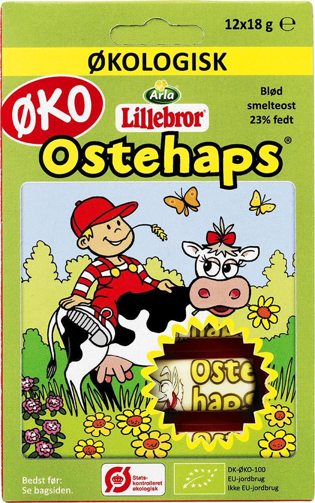 Økologisk ostehaps 45+