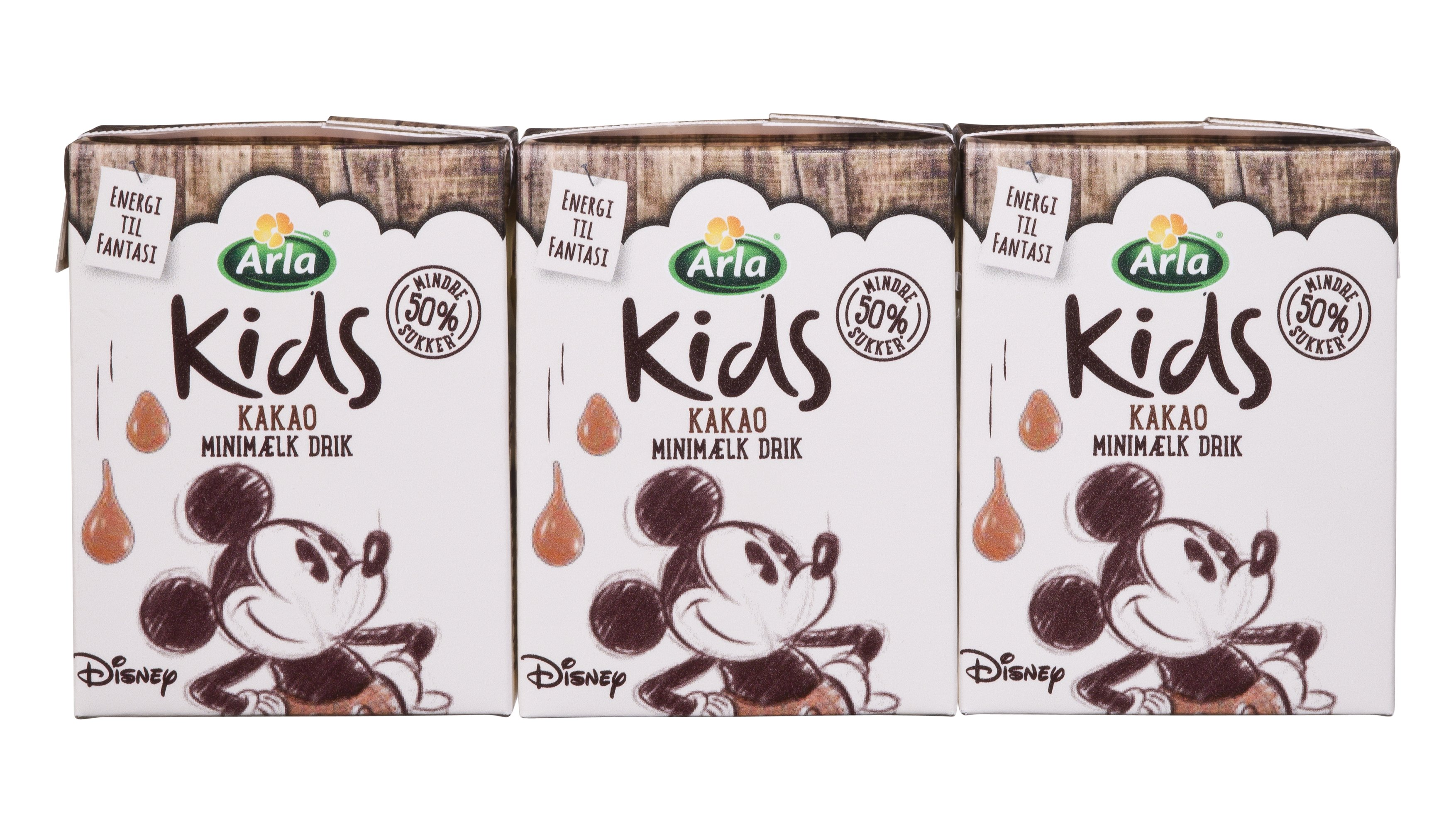 Kids kakaominimælk drik 0,4%