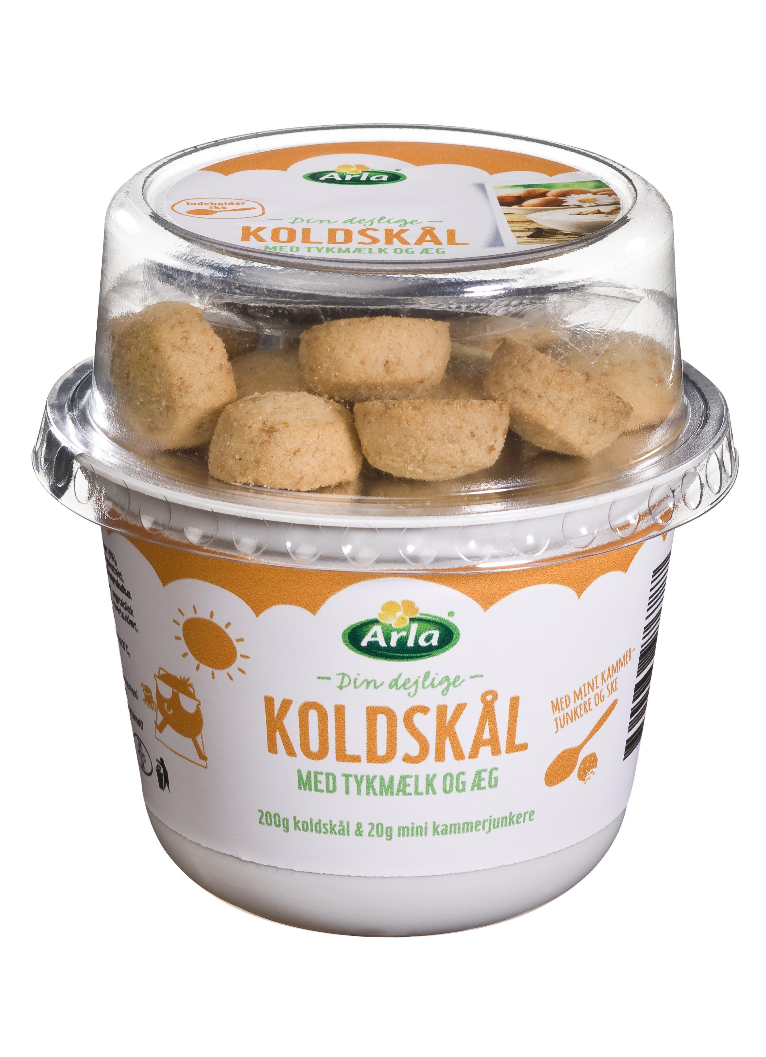 Koldskål tykmælk/æg & kammerjunker 4,2%