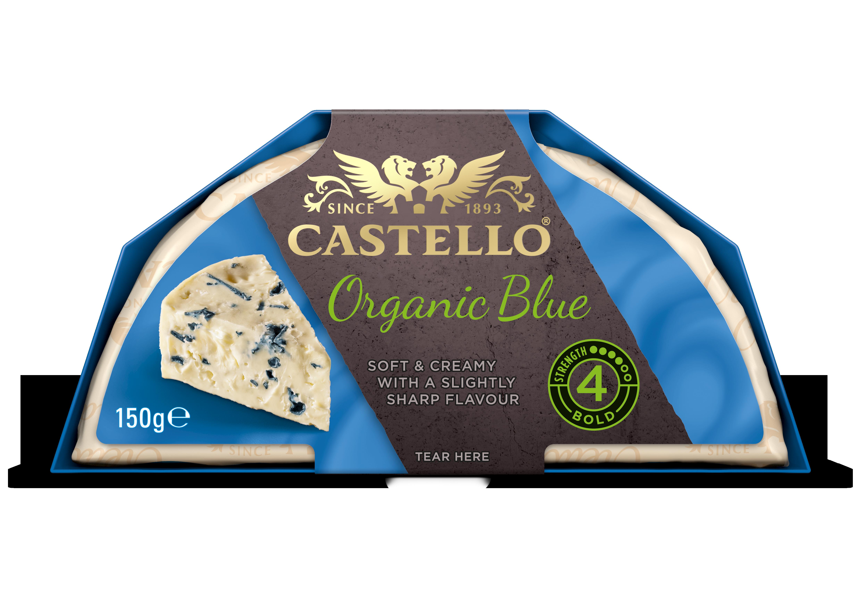 Castello® Organic Blue