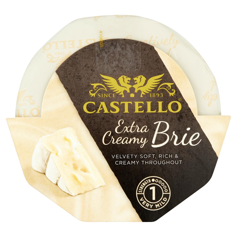 Castello® Extra Creamy Brie