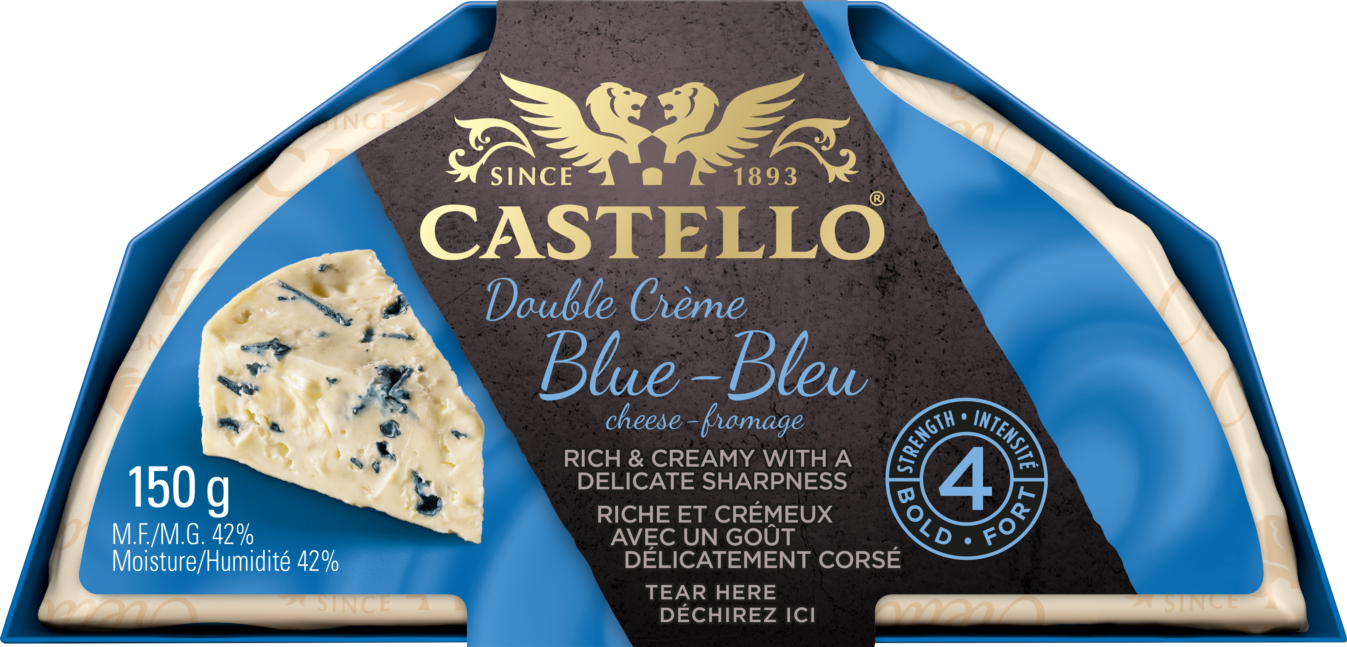 Castello® Double Crème Blue
