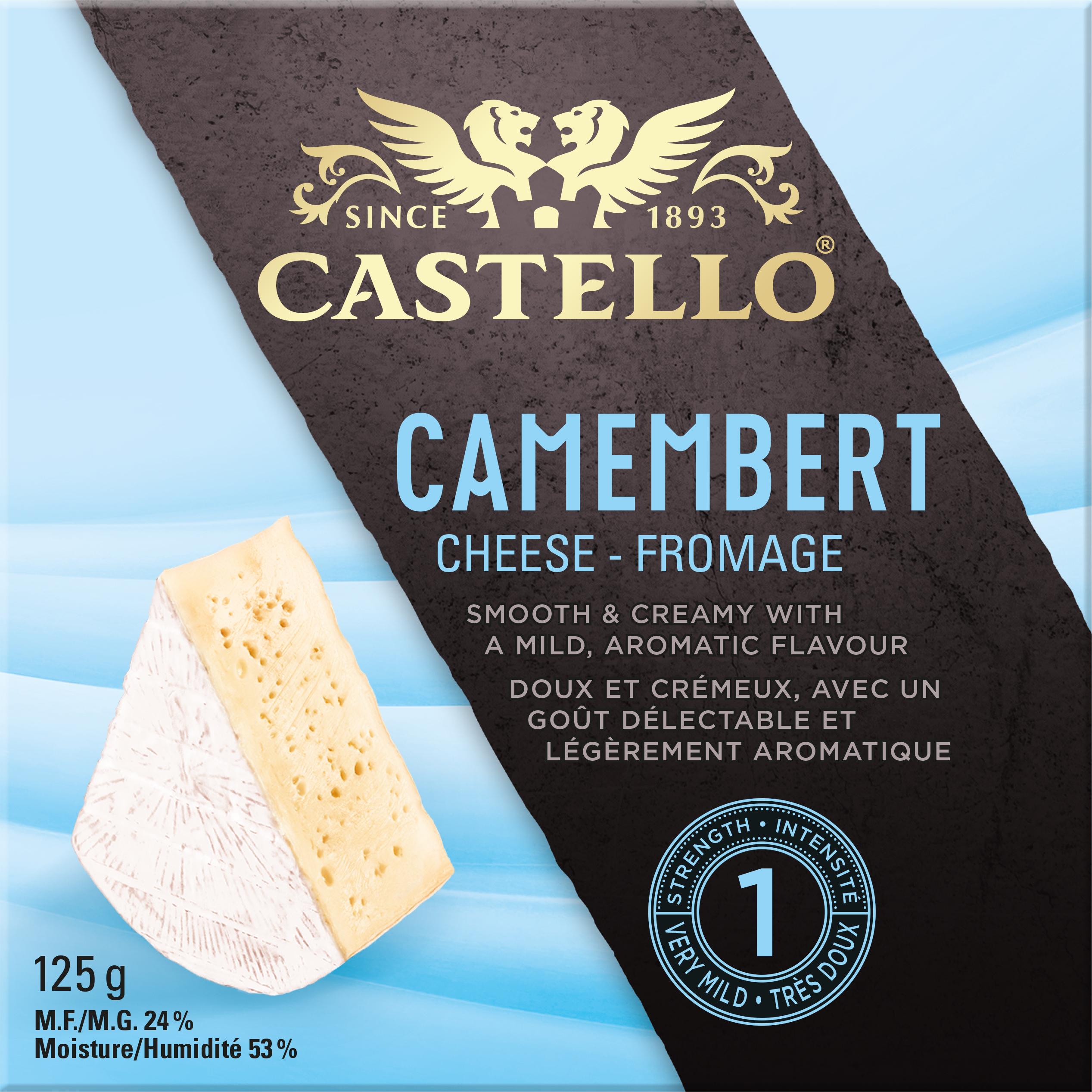Castello® Camembert