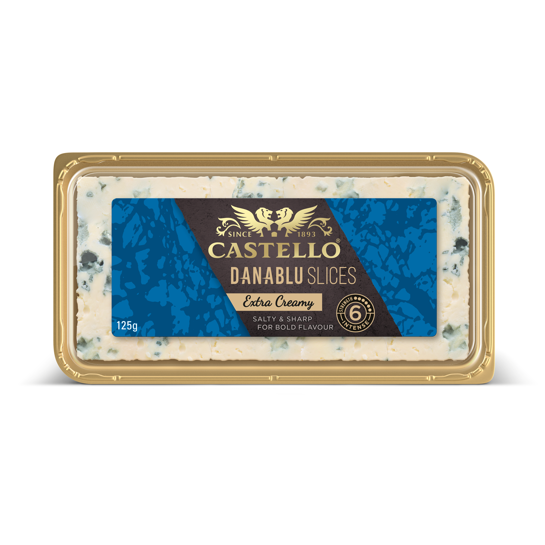 Castello® Danablu Skivet