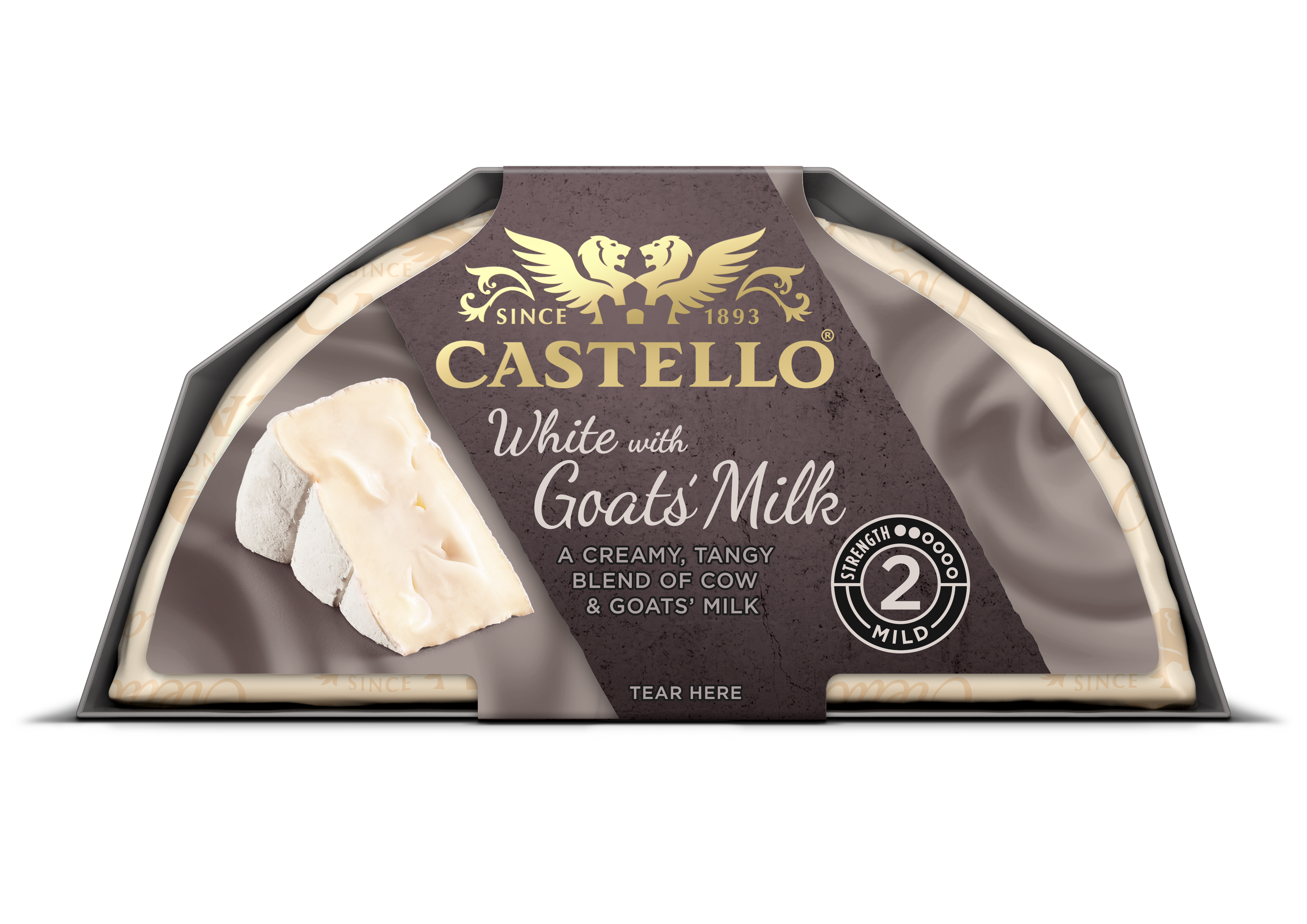 Castello® White with Goats' Milk