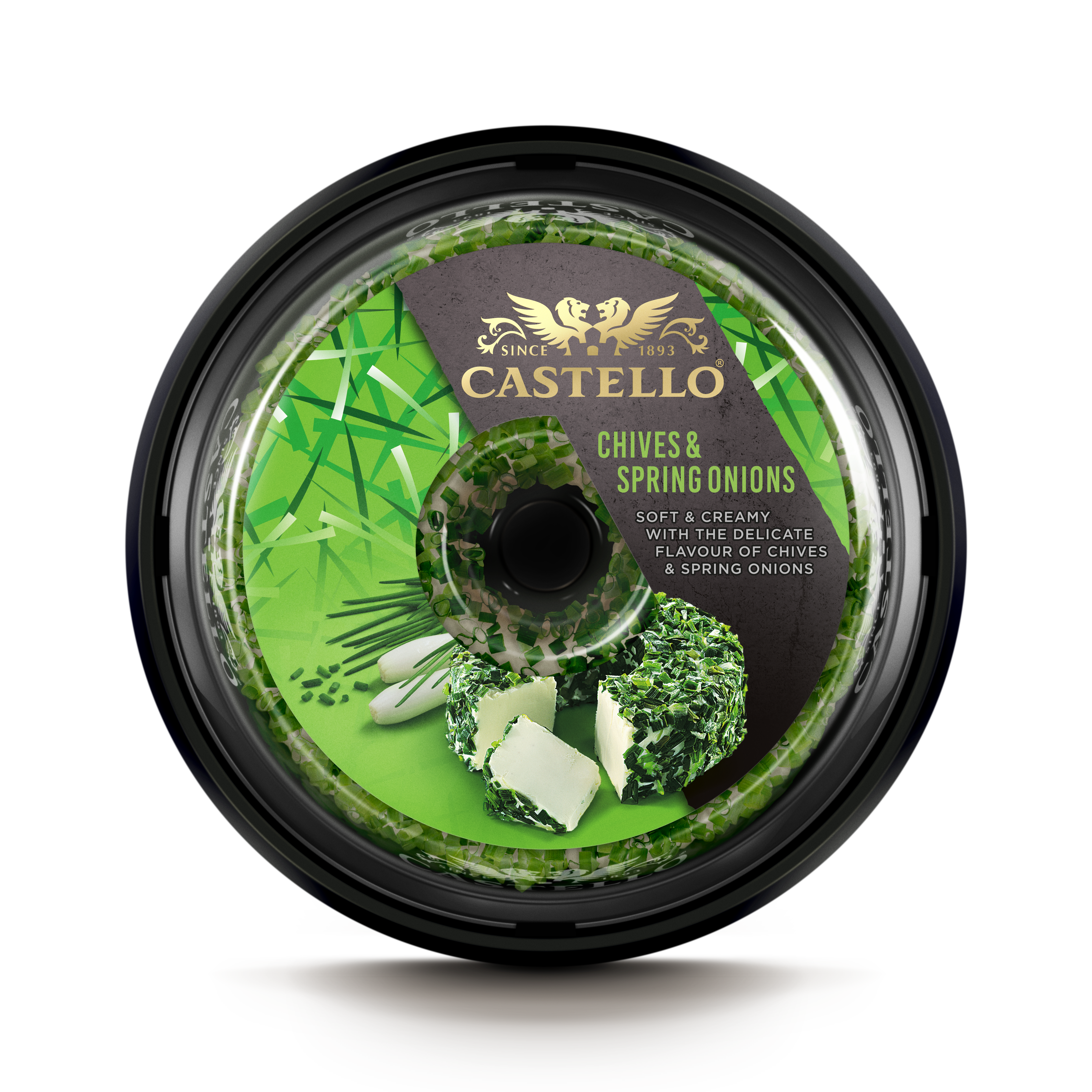 Castello® Cream Cheese with Chives