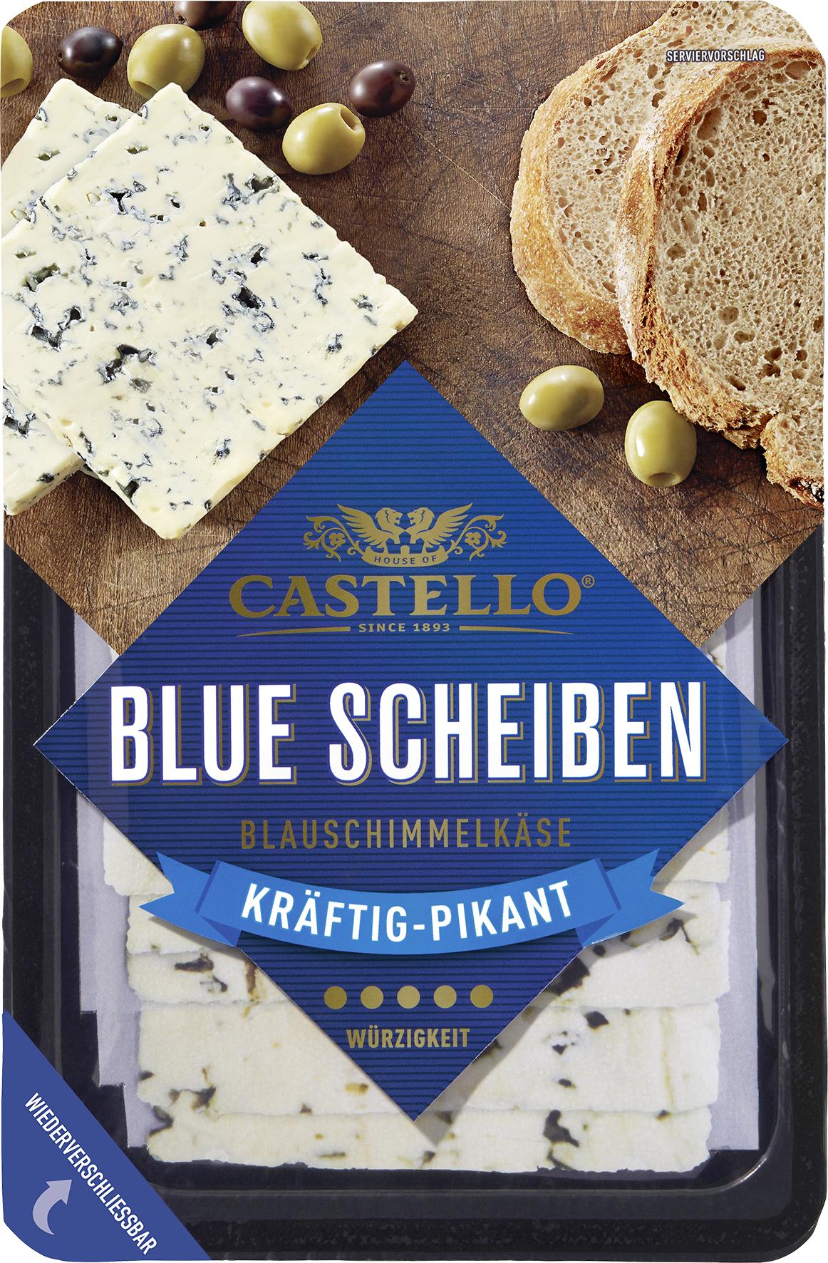 Castello® Blue Scheiben