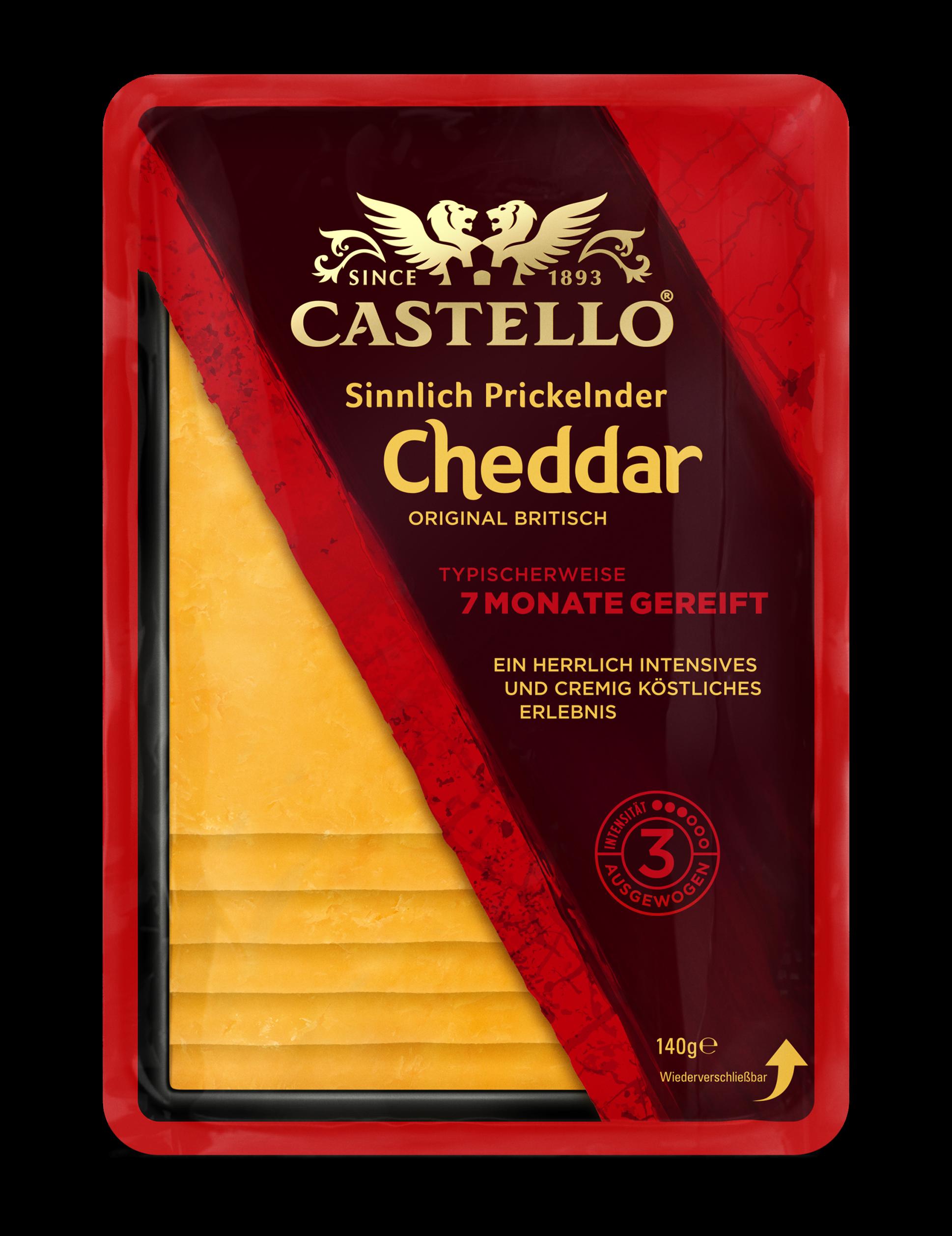 Castello® Cheddar 7 Monate Gereift