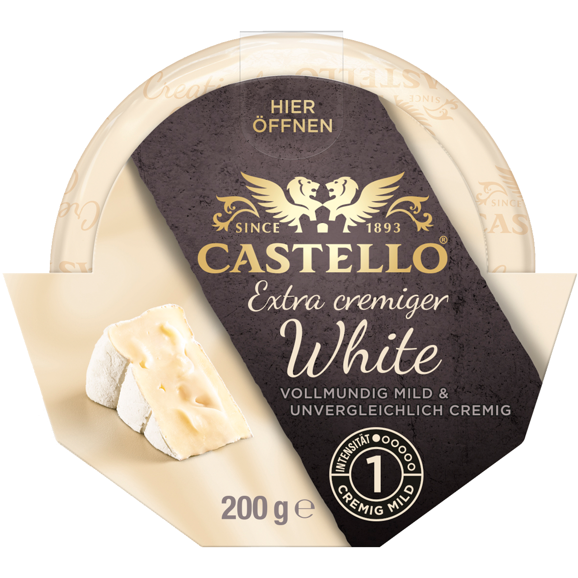 Castello® Extra Cremiger White