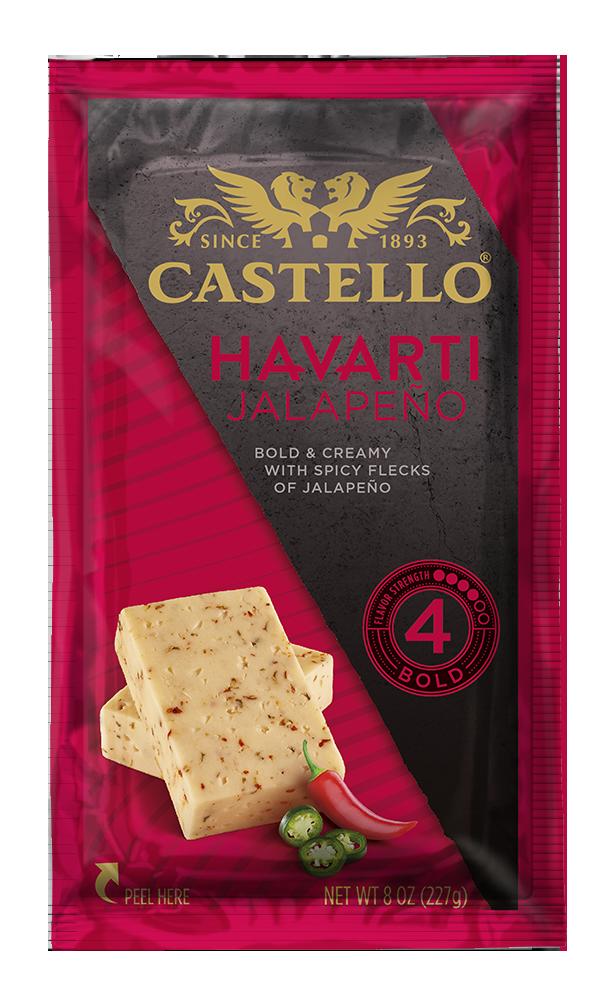 Castello® Havarti Jalapeño