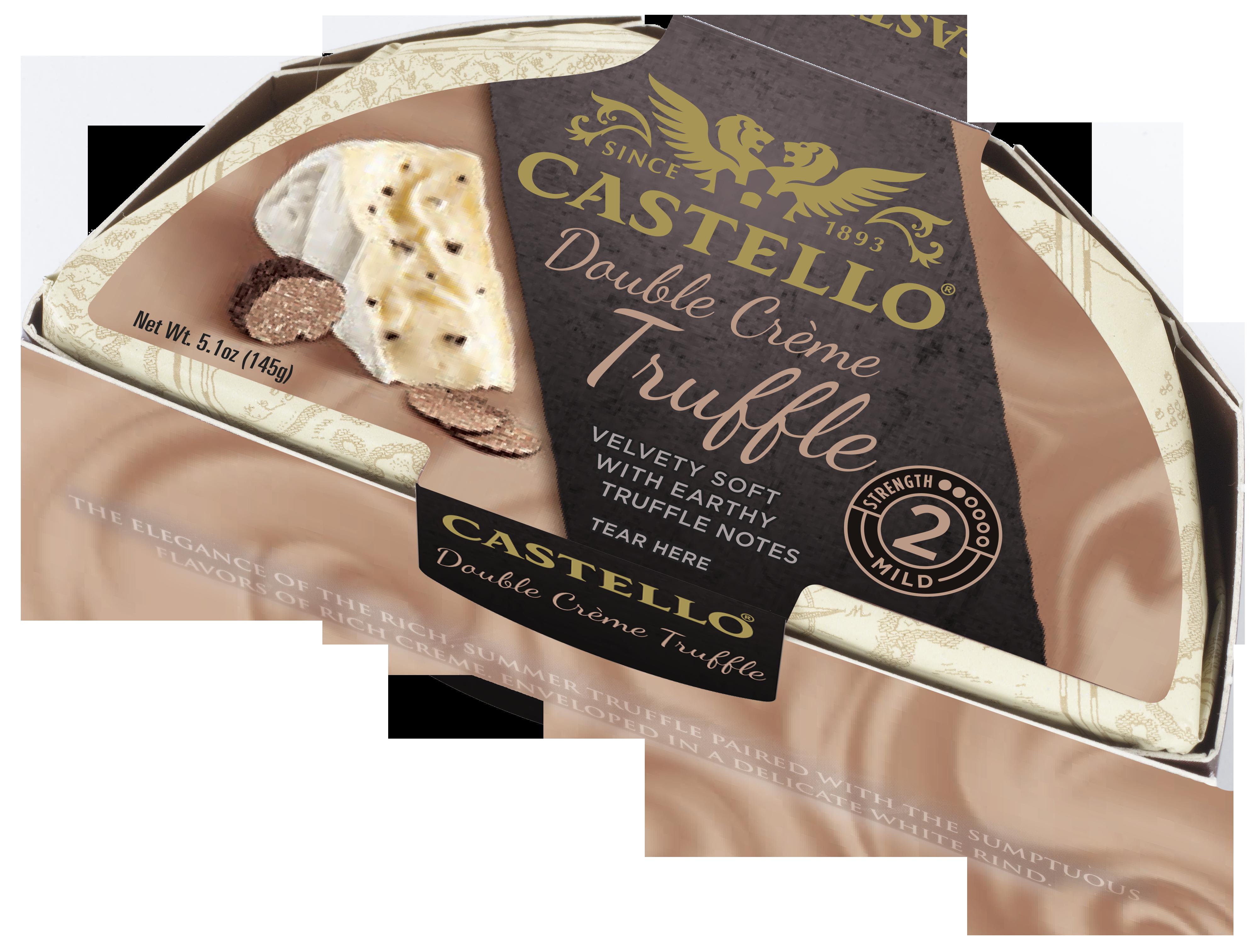 Castello® Double Crème Truffle