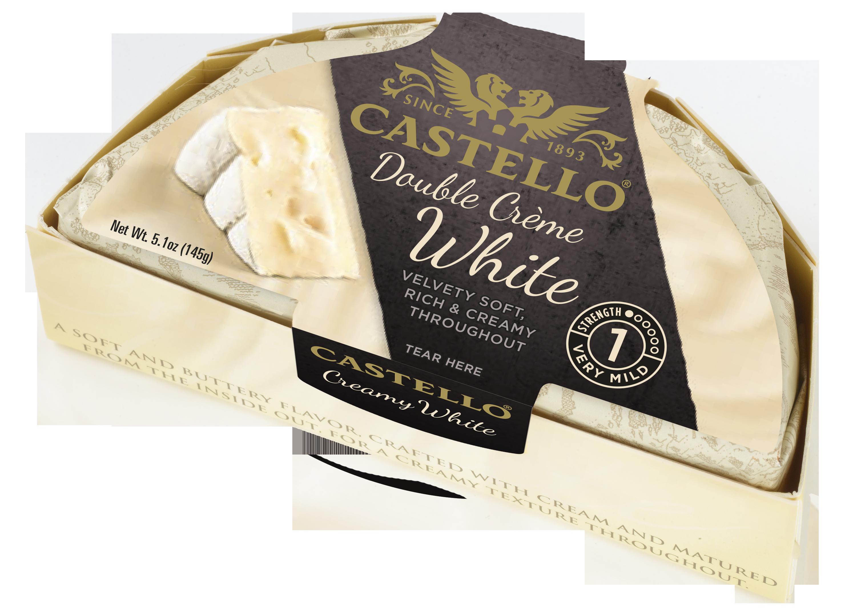 Castello® Double Crème White