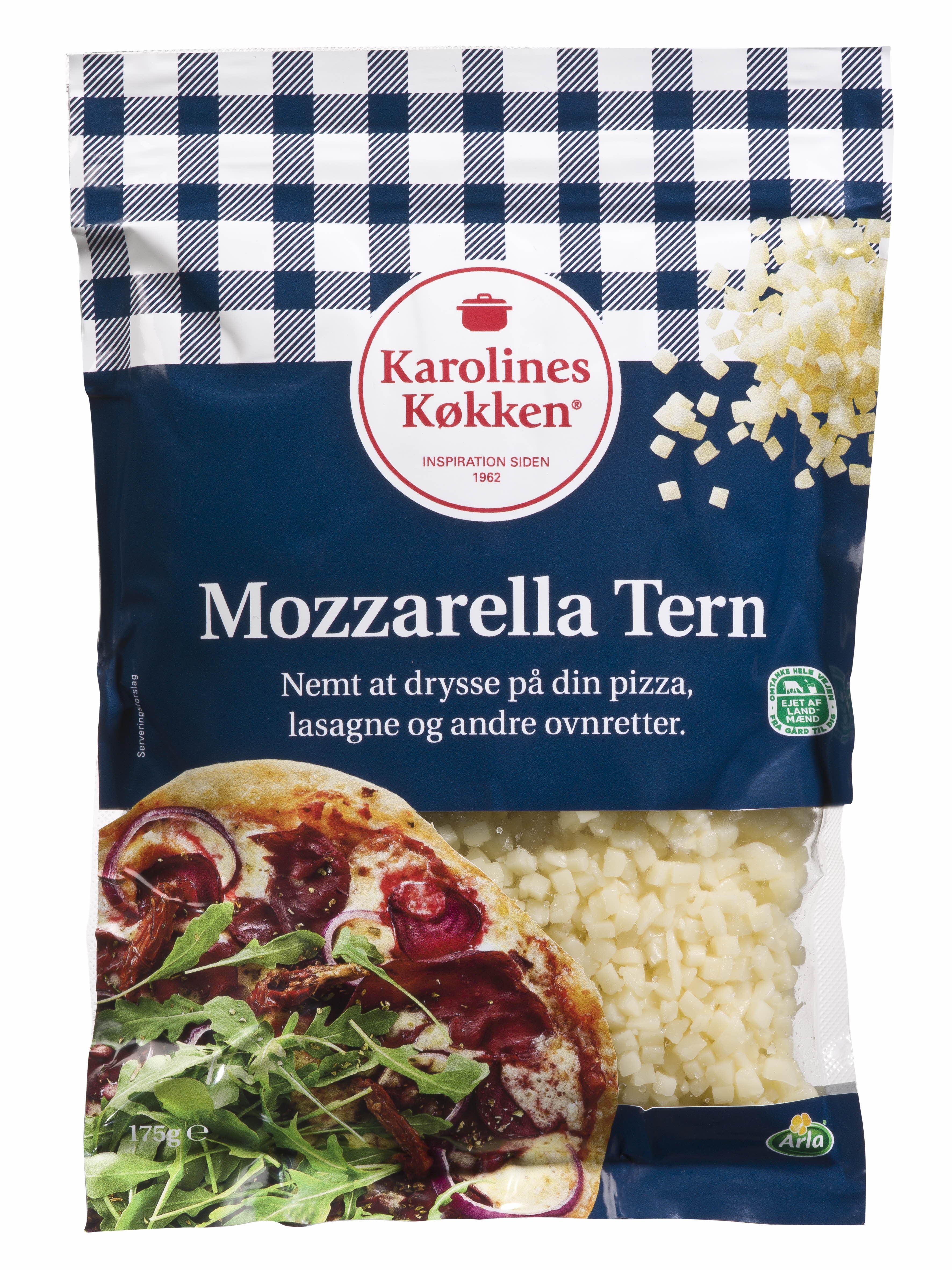Karolines Køkken® Mozzarella tern 40+ 175 g