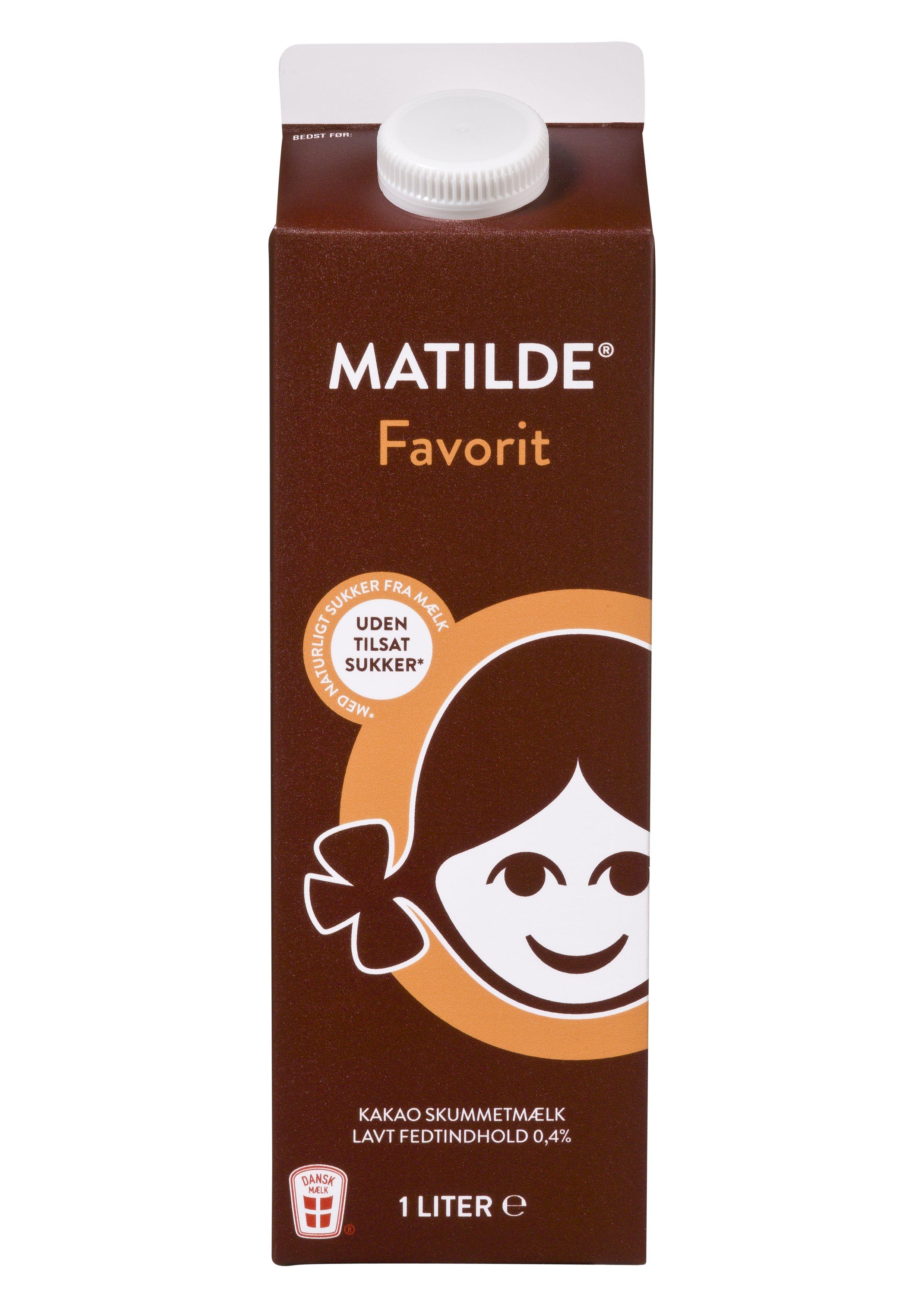 Favorit Kakaoskummetmælk 0,4%