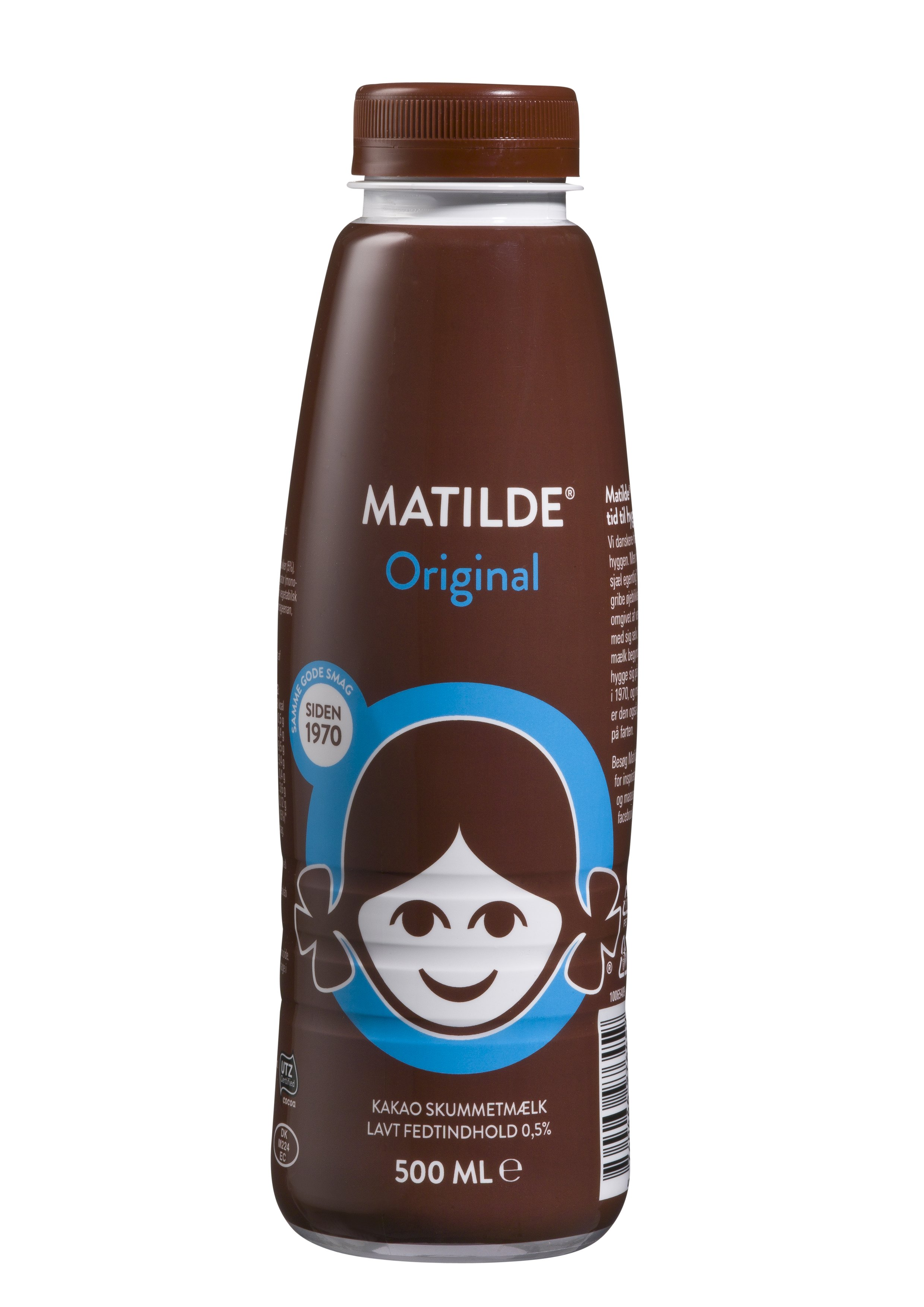 mathilde vanilje mælk