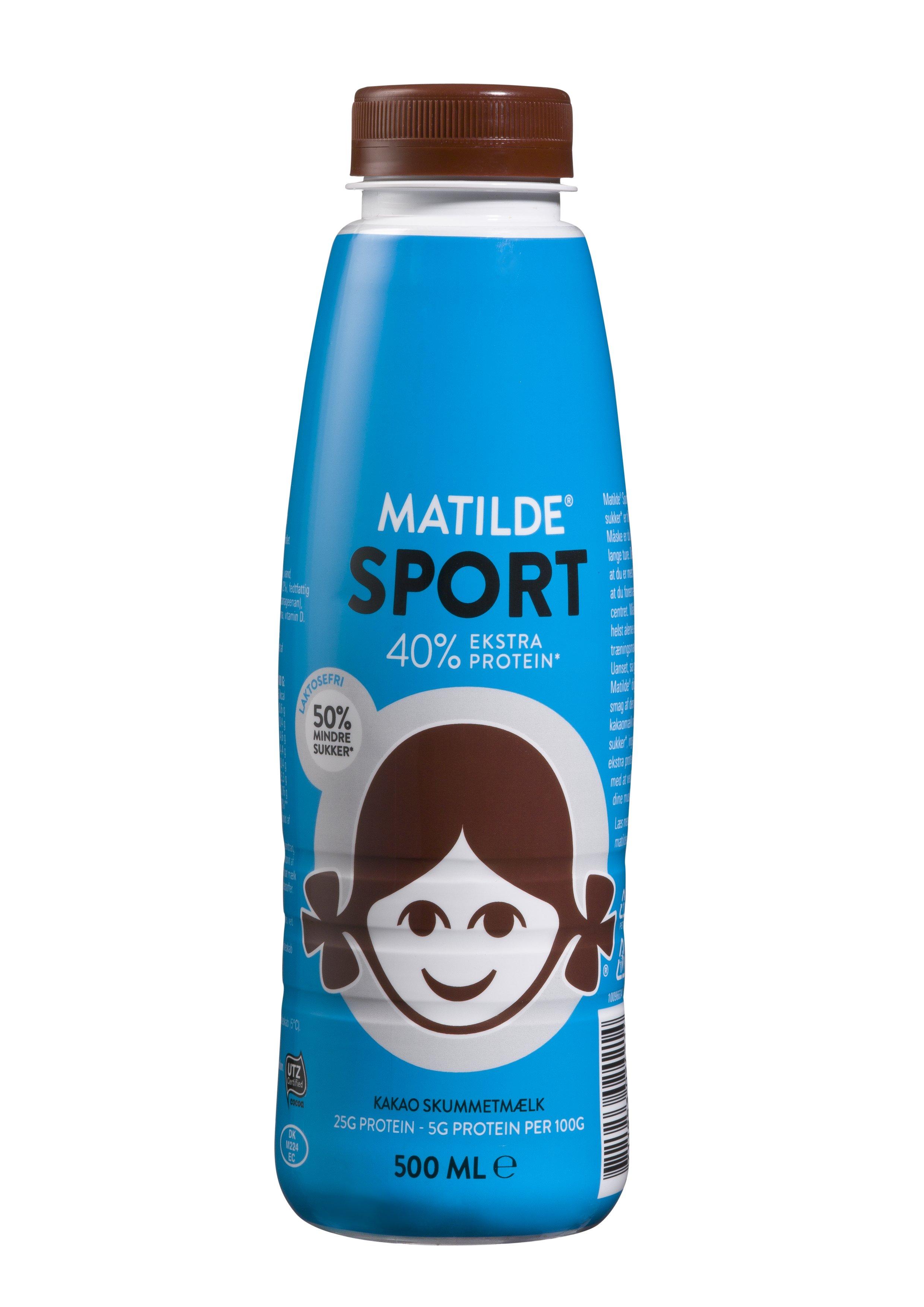 Sport kakaomælk 0,6%